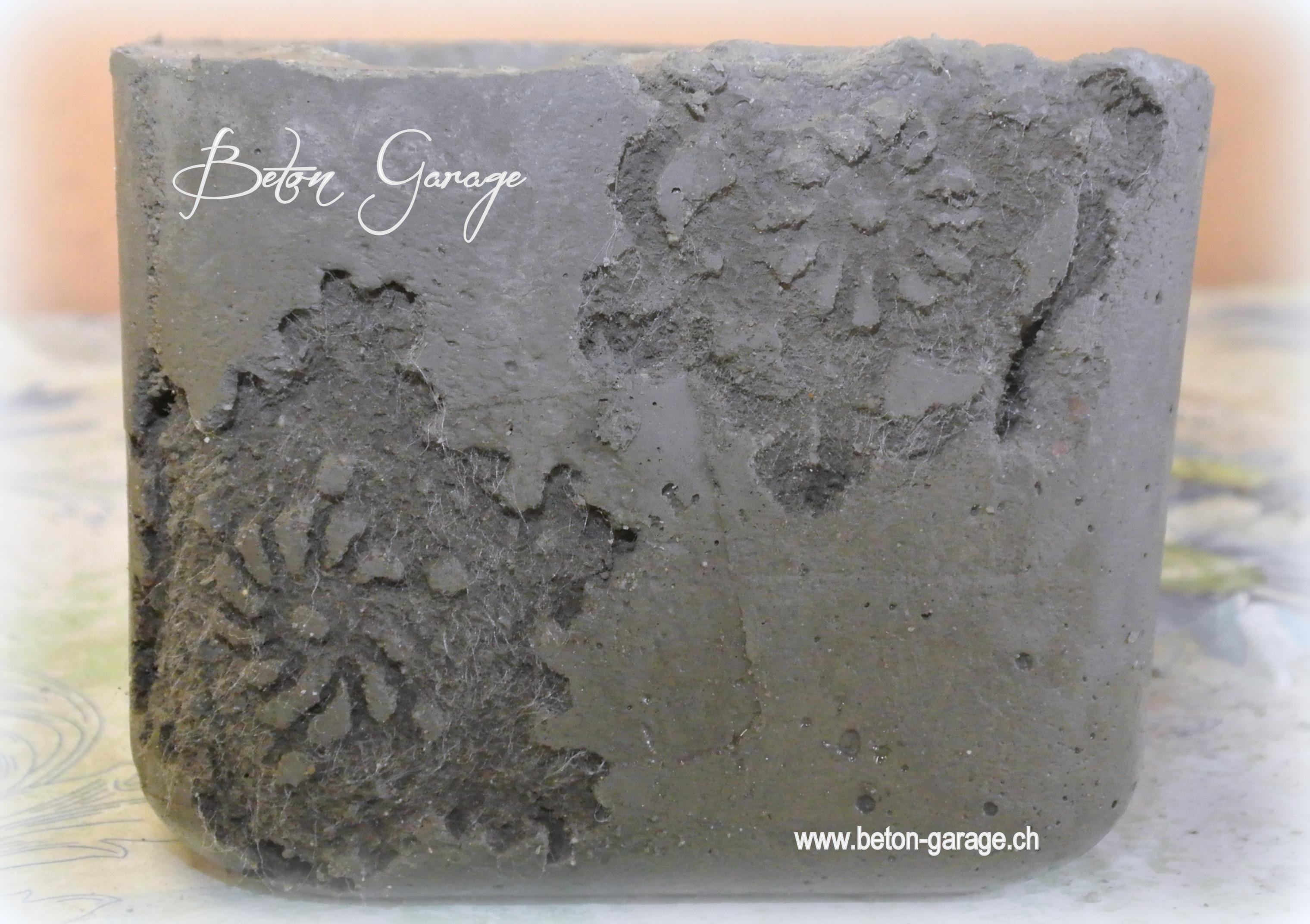Kurse geschenke betonkurse giessformen - Beton weihnachtsdeko ...