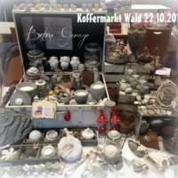 Koffermarkt Wald 22.10.2016