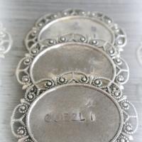 Schilder Guezli gprägt für Vorratsdosen