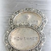 Schilder Homemade für Vorratsdosen