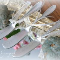 Silbermesser geprägt