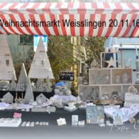 Weihnachtsmarkt Weisslingen 20.11.2016