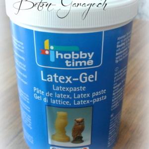 Latex-Gel für Formenbau