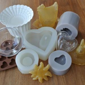 Giessformen und Material
