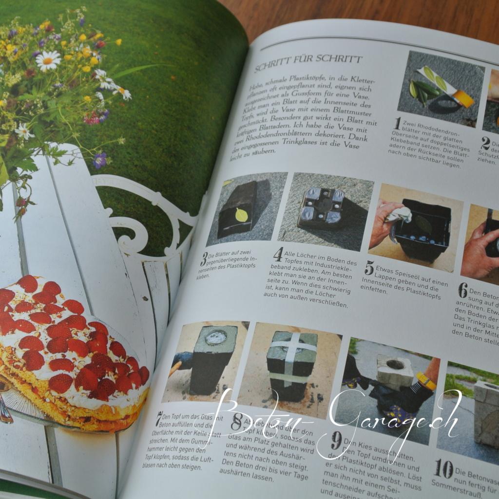 buch garten deko selbst gemacht geschenke betonkurse giessformen. Black Bedroom Furniture Sets. Home Design Ideas